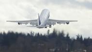 Ein Forschungsprojekt aus Frankfurt und Mainz untersucht den Einfluss des Flugverkehrs auf die Luftverschmutzung (Symbolbild).