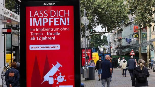 NRW stellt Entschädigungen für Ungeimpfte ein