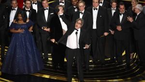 """""""Green Book"""" erhält den Oscar für den besten Film"""