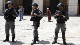 Israelischer Soldat im Westjordanland erstochen