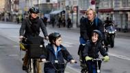 Gut für Umwelt und Verkehr: Kopenhagen gilt als fahrradfreundlichste Stadt der Welt.