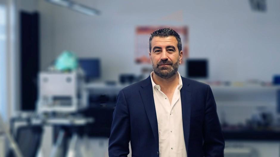 Mynaric-Vorstand Bulent Altan