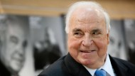 Helmut Kohl als Maßstab