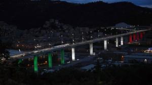 Neue Brücke jetzt für Verkehr geöffnet
