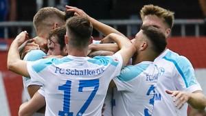 Erster Sieg für Schalke – HSV nur 1:1