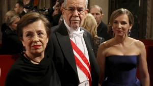 Österreichs Präsident kann mehr als Walzer