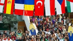 Alle schwärmen vom Auslandsstudium