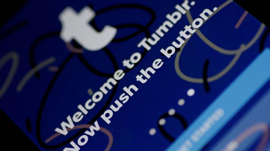 Verizon verkauft die Blog-Plattform Tumblr.