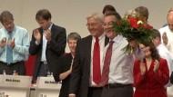 SPD geht mit neuem Führungsduo ins Wahljahr 2009