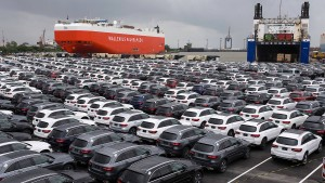 Kampfabstimmung über die Zukunft der Autoindustrie