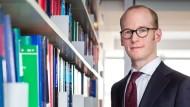 Angenehme Arbeitsatmosphäre: Tobias Prang fühlt sich wohl bei Raschke Knobelsdorff Heiser. Das liegt vor allem auch  an den Kollegen.