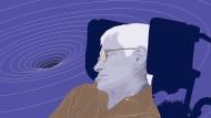 Als Hawking 21 war, diagnostizierten die Ärzte eine Amyotrophe Lateralsklerose und gaben ihm noch zwei Jahre zu leben. Daraus wurden mehr als fünf Jahrzehnte.