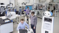 Künstliche Intelligenz ist die Zukunft von Bosch