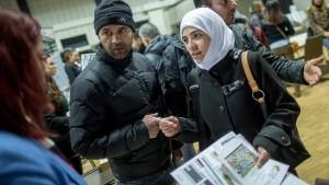 Flüchtling ist kein Beruf