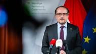 Stufenplan in Österreich: Streit um Lockdown für Ungeimpfte