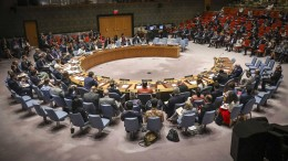 UN-Sicherheitsrat wegen amerikanischem Marschflugkörpertest angerufen