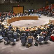 Die beiden ständigen Mitglieder des UN-Sicherheitsrats Russland und China beantragten in New York eine Dringlichkeitssitzung, wegen dem Test eines amerikanischen Marschflugkörpers.