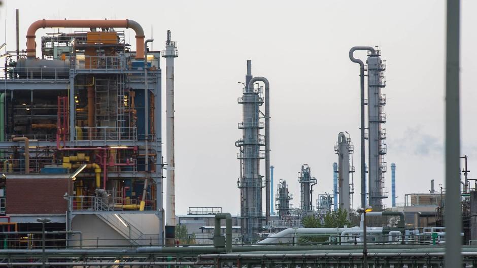 Aufschwung: Hessens Industrie erholt sich langsam von den Folgen der Pandemie.