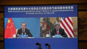 Peking stellt Bedingungen für Klimakooperation