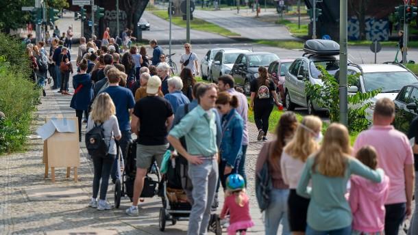 CDU-Politiker: Berliner Pannen könnten Bundestagswahl beeinflusst haben