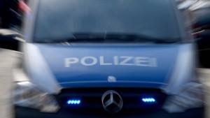 Überfall auf Juwelier in der Frankfurter Innenstadt