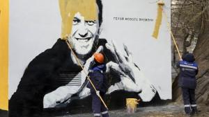 Nawalnyj bekommt renommierten Sacharow-Preis