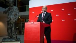 SPD geht auf Union zu