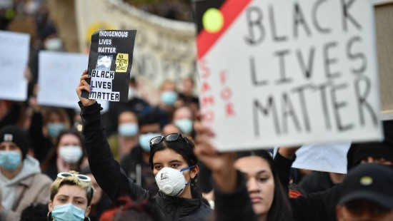 "Start der weltweiten ""Black Lives Matter""-Proteste"