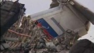 Russisches Frachtflugzeug abgestürzt