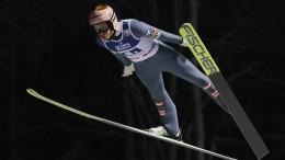 Österreichs Top-Skispringer in Corona-Quarantäne