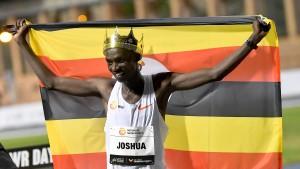 Cheptegei läuft Weltrekord über 10.000 Meter