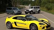 Amerikanische Hersteller entdecken das Elektro-Auto