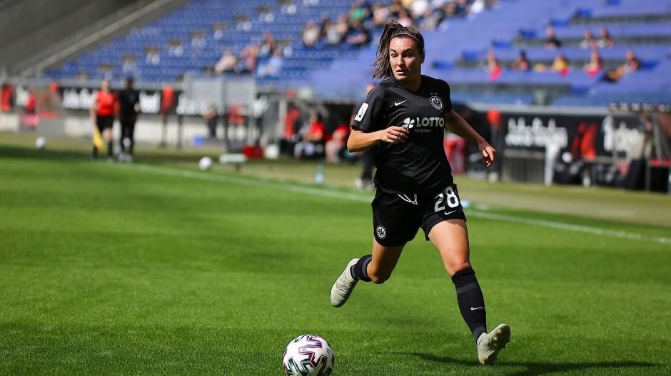 Drei Spiele, sieben Punkte: Die Eintracht-Frauen sind zufrieden.