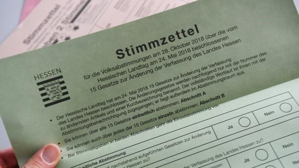 Wohin gingen CDU-Wähler?