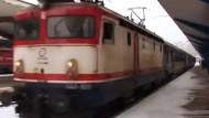 Mit dem Zug ins Feindesland