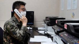 Nord- und Südkorea nehmen Kommunikation wieder auf