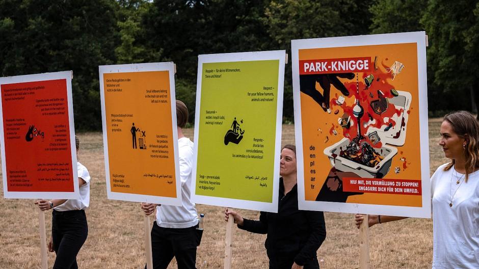 Der Park-Knigge