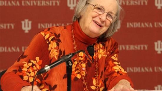 Ökonomie-Nobelpreis geht erstmals an eine Frau