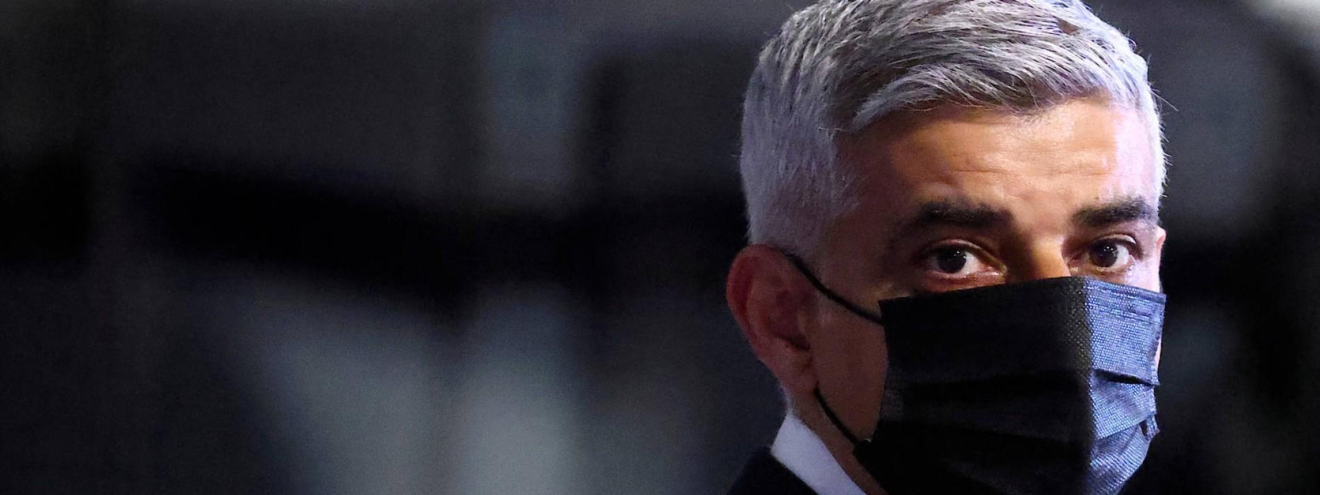 Londons Bürgermeister Sadiq Khan im Amt bestätigt