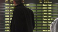 Aschewolke legt Flugverkehr in Nordeuropa lahm