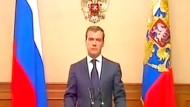 Moskau anerkennt Südossetien und Abchasien