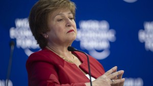 Georgieva soll Lagarde beim IWF nachfolgen