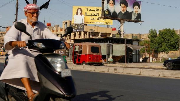 Wie lassen sich die Gräben im Irak überwinden?