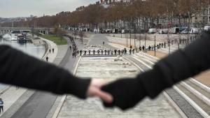 Weltweit Demonstrationen vor Klimakonferenz in Paris