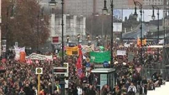 Studenten protestieren gegen Bildungsmissstände