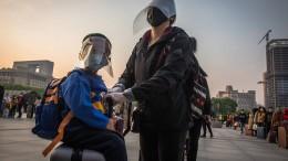 Wuhan beendet die Abschottung