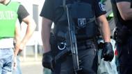 Mann in Berlin auf der Straße erschossen