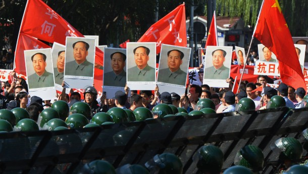 Weitere Proteste in China