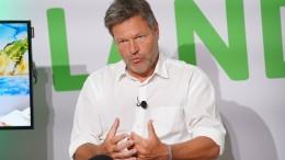 Habeck will mit Baerbock als Kanzlerkandidatin weitermachen