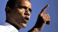 McCain und Obama streiten über Finanzpolitik